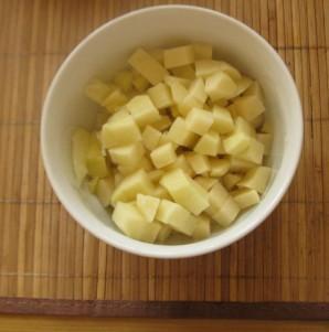 Вегетарианская солянка - фото шаг 5