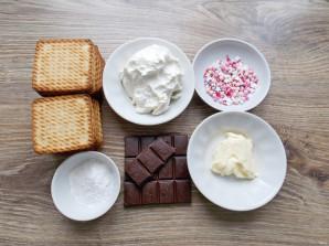 Кейк попсы из печенья - фото шаг 1