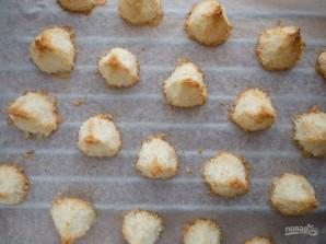 Кокосовые макаруны - фото шаг 5