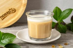 Кофе с базиликом - фото шаг 6
