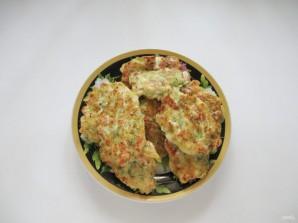 Рубленые куриные котлеты с кабачком - фото шаг 10