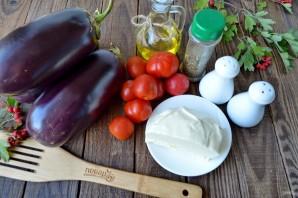 Лазанья из баклажанов с сыром - фото шаг 1