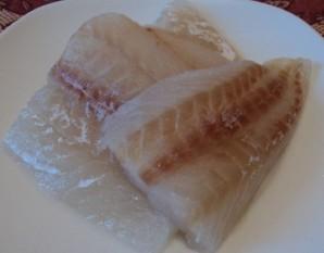 Рыба, тушеная с грибами - фото шаг 1