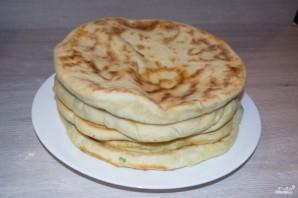 Творожный пирог с картошкой - фото шаг 10