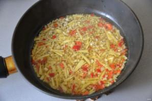 Кальмары в чесночном соусе  - фото шаг 16