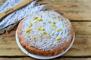 Нежный пирог с апельсинами - фото шаг 10