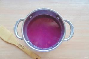 Виноградный кисель - фото шаг 8