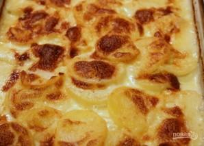 Картошка в молоке - фото шаг 4