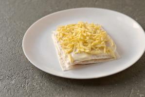 Хрустящая закуска из лаваша - фото шаг 7