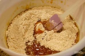 Оригинальный кекс с корицей и тыквой - фото шаг 4