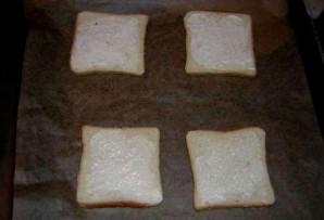 Бутерброды с яйцом и колбасой - фото шаг 1