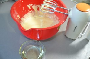 Мокрый бисквит - фото шаг 7