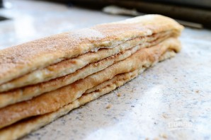 "Сладкий хлеб ""Слоечка"" - фото шаг 4"