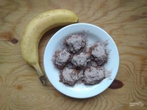 Шоколадно-банановые конфеты - фото шаг 5