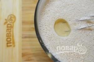 Тесто для блинов - фото шаг 5