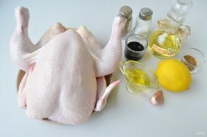 Курица с медом - фото шаг 1