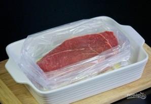 Ростбиф из говядины классический - фото шаг 2