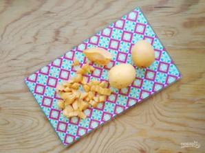 Шоколадные конфеты с абрикосами - фото шаг 2