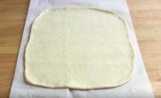 Простой мясной пирог с картошкой - фото шаг 7