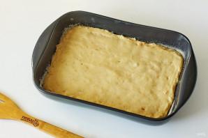 Постный пирог с яблочным пюре - фото шаг 6