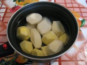 Постный суп с рисом - фото шаг 1