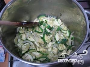 Томатный суп с цуккини - фото шаг 9