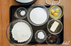 Вкусные коржи для торта - фото шаг 1