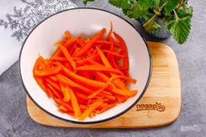Салат из тыквы - фото шаг 3