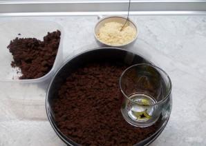 Трюфельно-шоколадный торт - фото шаг 5