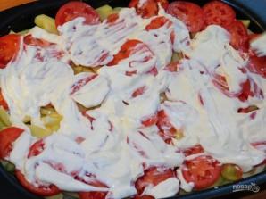 Грудинка, запеченная с картофелем - фото шаг 6