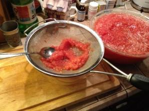 Грузди, соленые в томате - фото шаг 2