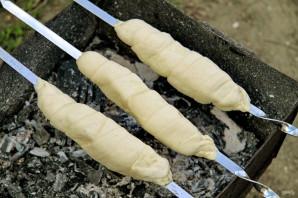 Хачапури на мангале - фото шаг 5