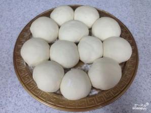 Сербский хлеб  - фото шаг 7