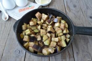Суп-пюре из баклажанов и помидоров - фото шаг 4
