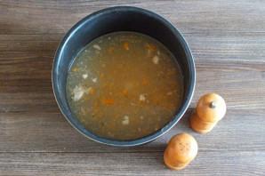 Суп из утки в мультиварке - фото шаг 8