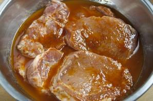 Мясо в панировке - фото шаг 3