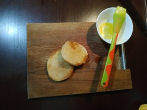 Бенедикт с лососем - фото шаг 2