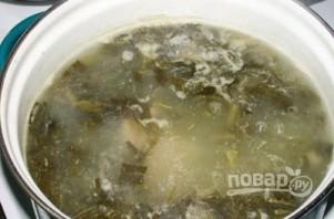 Суп со щавелем и говядиной - фото шаг 4