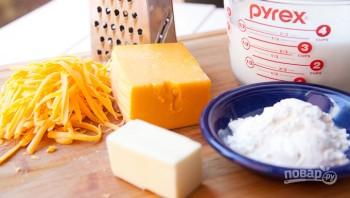 Соус сырный - фото шаг 1
