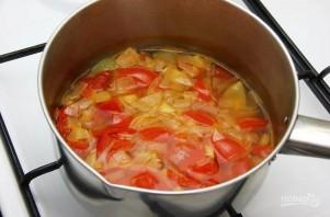 Овощной суп с имбирем - фото шаг 4