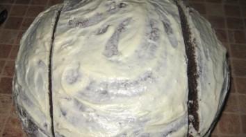Торт на день рождения мальчику - фото шаг 19
