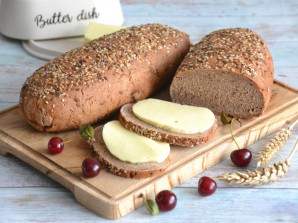 Вишневый хлеб - фото шаг 21