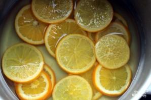Апельсиновый торт с маком - фото шаг 1