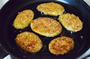 Вегетарианские отбивные из кабачков - фото шаг 8
