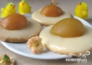 Пасхальные печенья с абрикосами - фото шаг 6