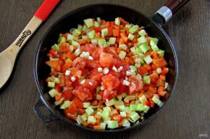 Летний овощной суп - фото шаг 6