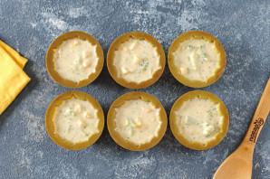 Кексы с брокколи и сыром - фото шаг 9