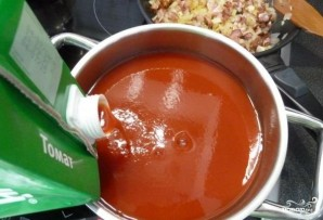 Суп из томатного сока - фото шаг 4