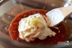 Мексиканский салат с макаронами - фото шаг 8