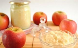 Яблочное пюре для грудничка - фото шаг 3
